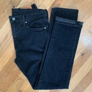 Levi's 502 Regular Taper Fit flex jeans 33X34 GUC
